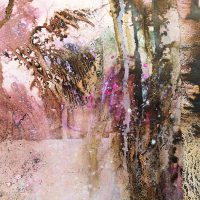 Woodland pinks